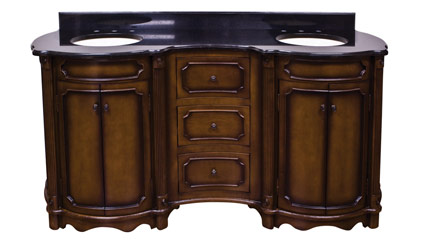 furniture Vanities as bathroom cabinets